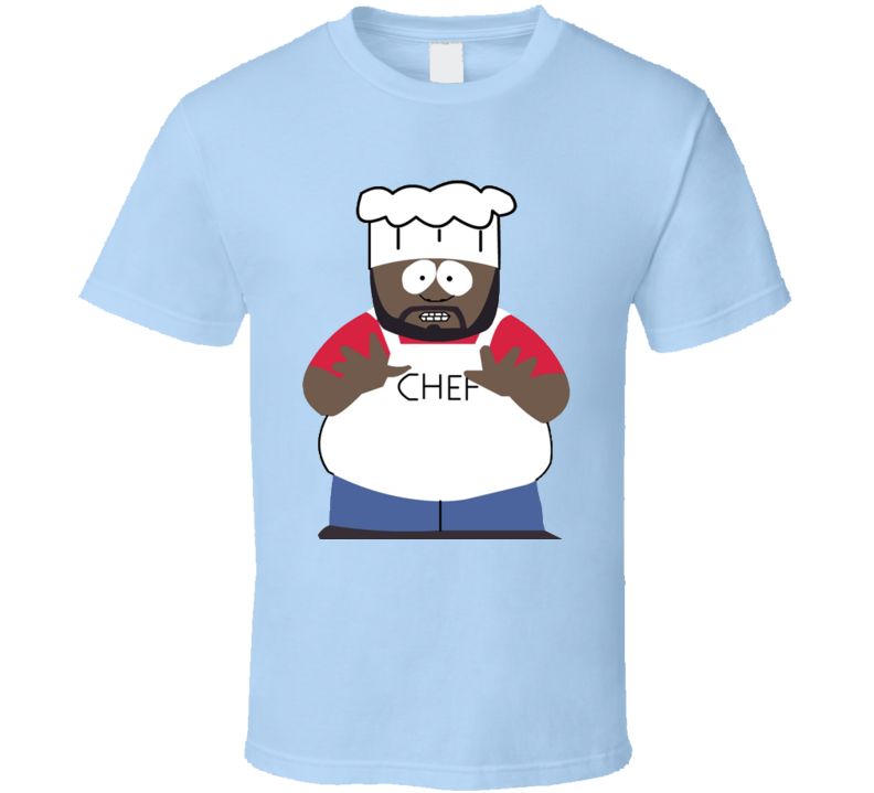 Chef South Park stan cartman kenny kyle T Shirt