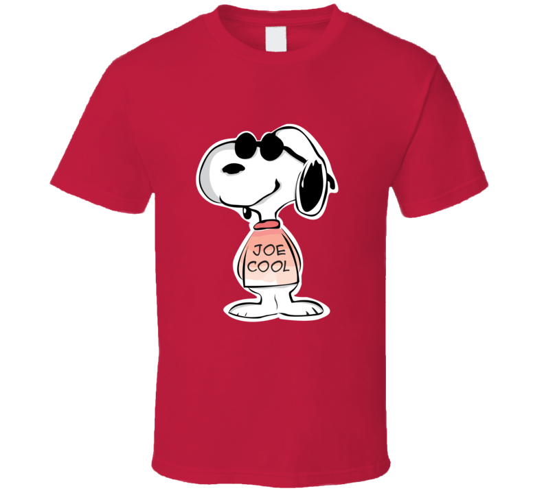 Snoopy Joe Cool T Shirt