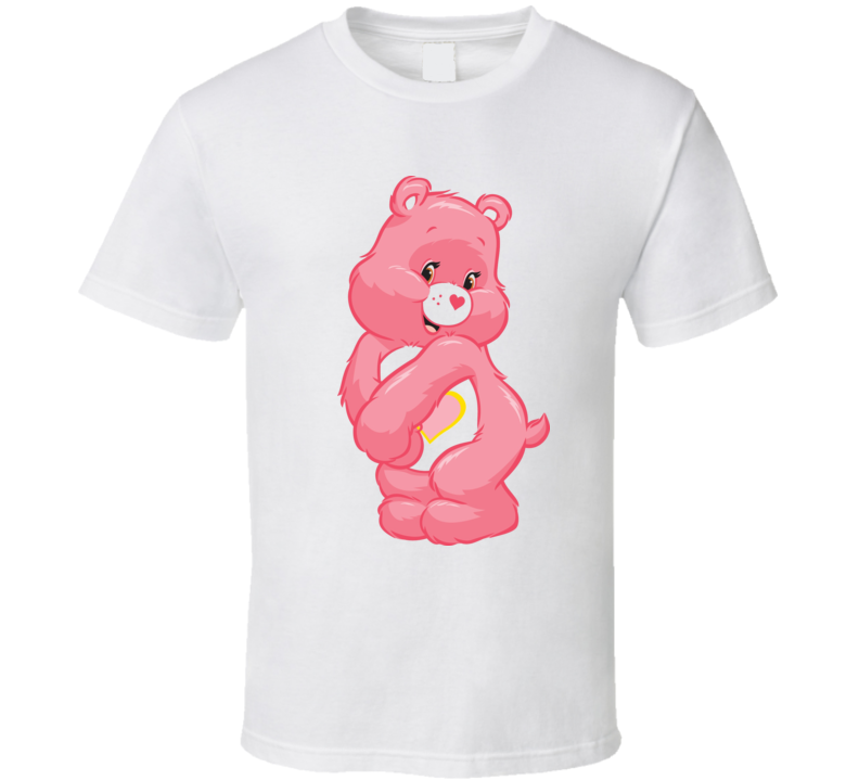 Care Bears Love a lot pink retro T Shirt