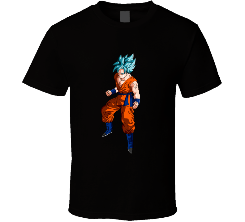 Dragonball z ball super Goku cartoon T Shirt