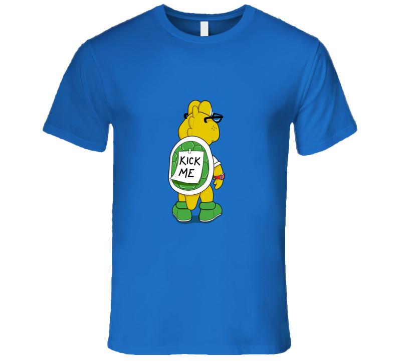 kooper trooper turtle mario kick me T Shirt