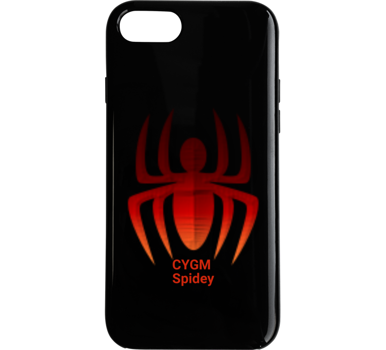 Cygm Spidey Phone Case