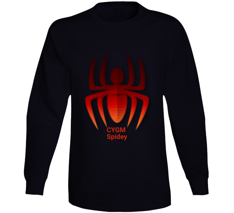Cygm Spidey Long Sleeve