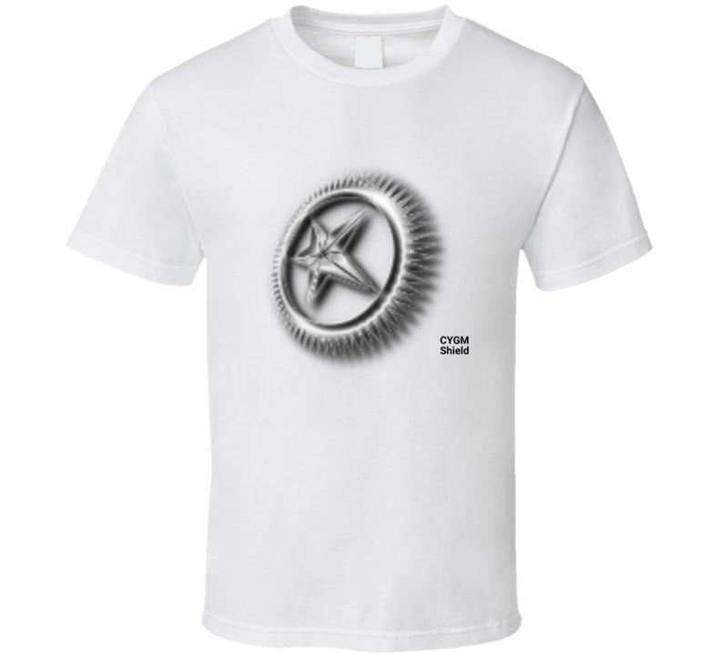 Chrome Shield T Shirt