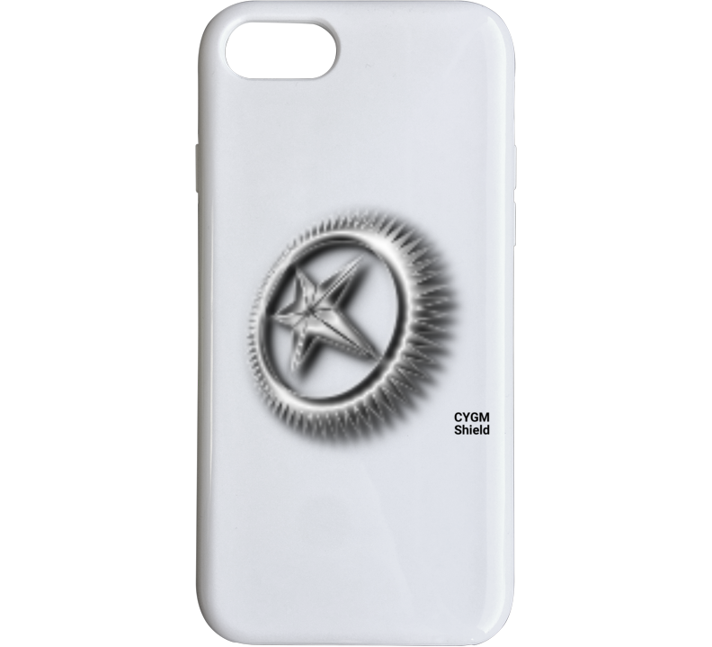 Chrome Shield Phone Case