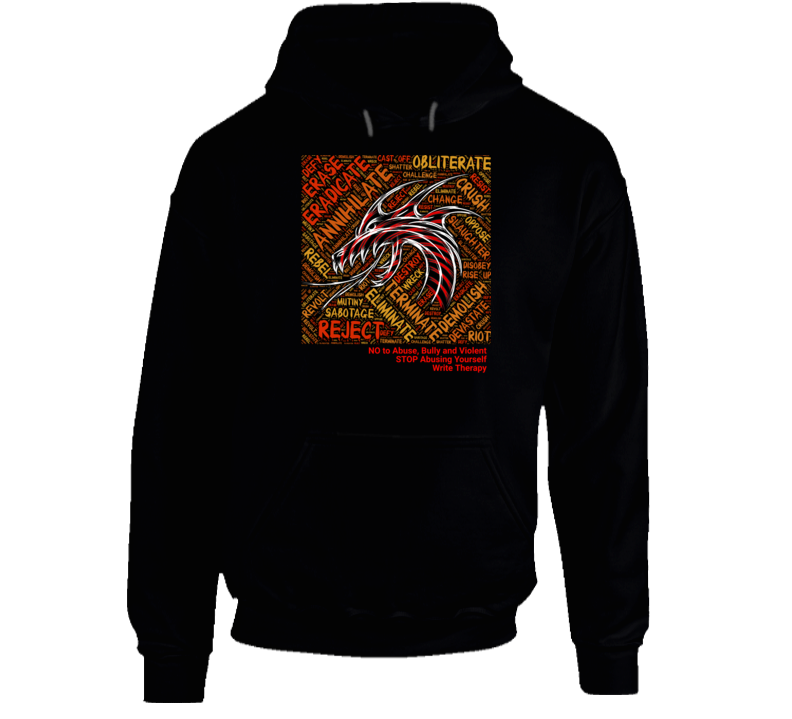 Write Therapy Hoodie