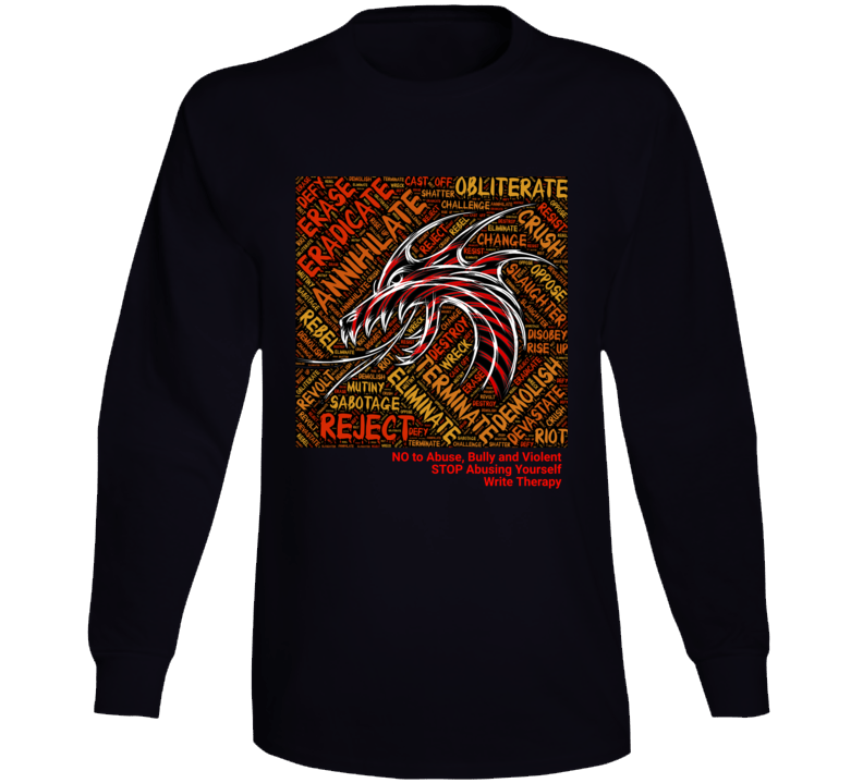 Write Therapy Long Sleeve