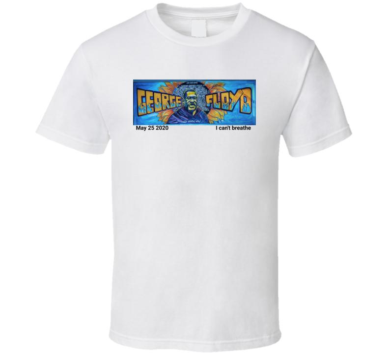 George Floyd T Shirt