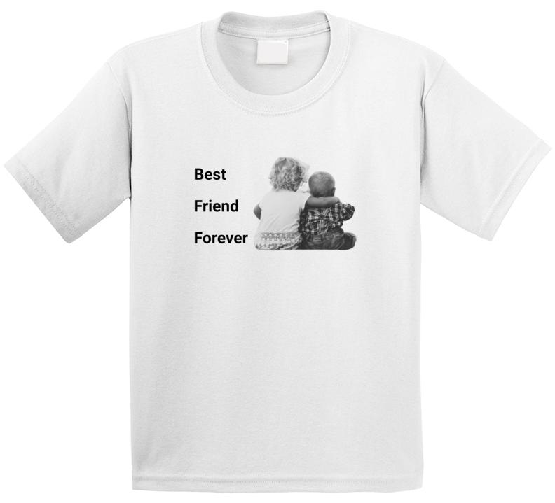 Best Friend Forever T Shirt Kids