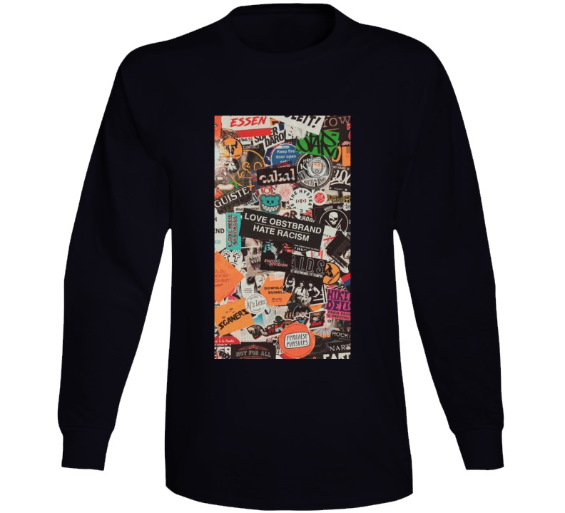 Racism Black Long Sleeve