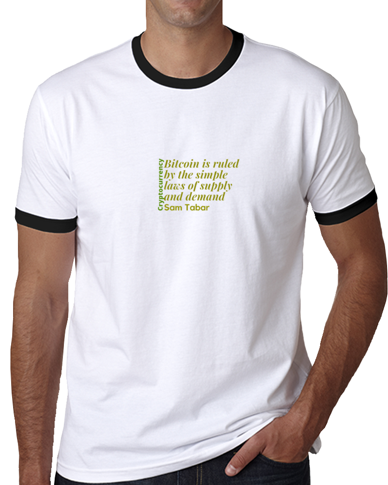Simple Laws Of Supply And Deman T Shirt