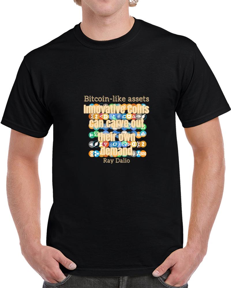Bitcoin-like Assets T Shirt