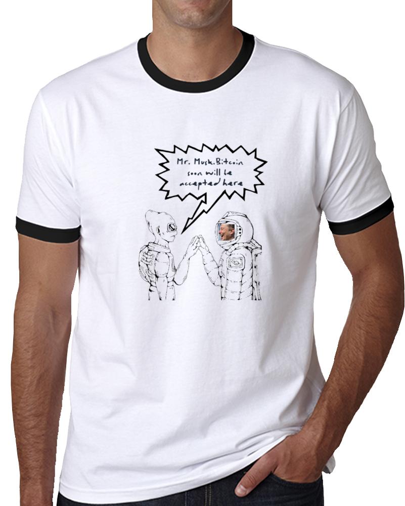 Bitcoin - Broader Acceptance T Shirt