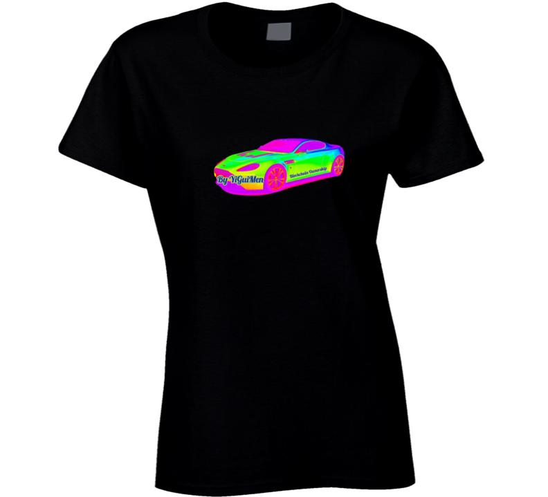 Blockchain Ownership 0504 L Ladies T Shirt