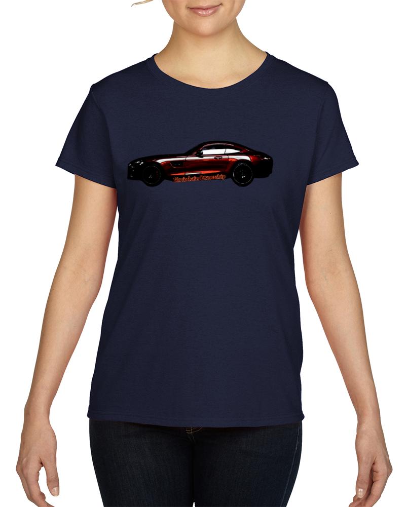Blockchain Ownership 050521 Ladies T Shirt