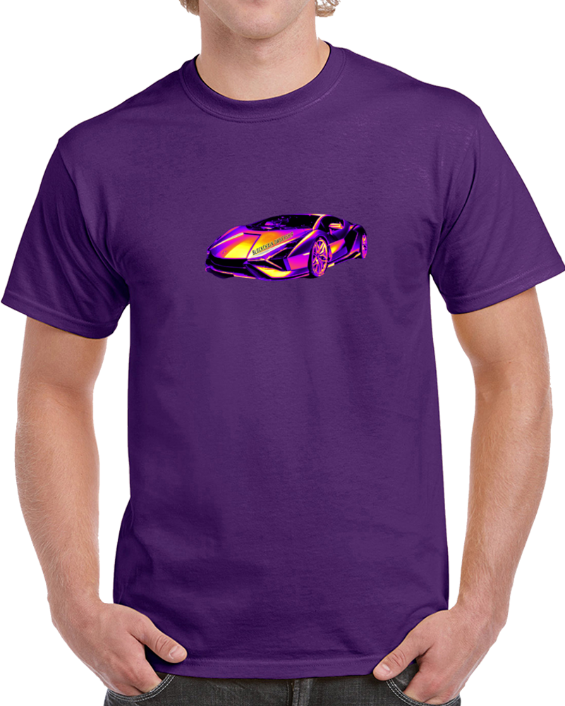 Blockchain Ownership 050621 Pur T Shirt