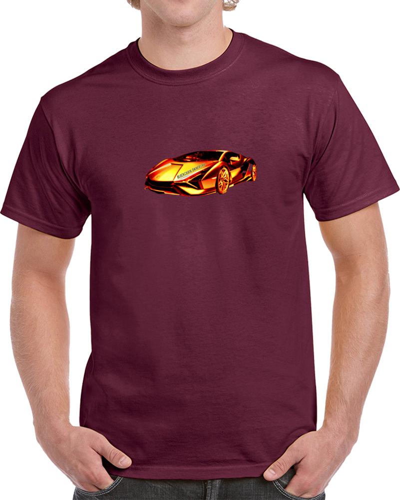 Blockchain Ownership 050621 Bur T Shirt