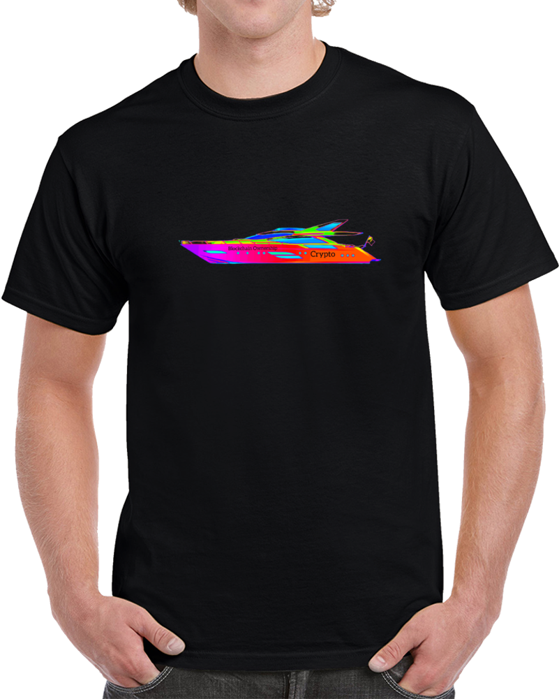 Blockchain Ownership 050721 Ypk T Shirt