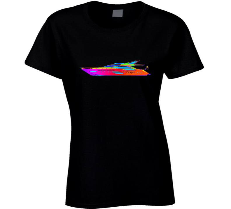 Blockchain Ownership 050721 Ypk Ladies T Shirt