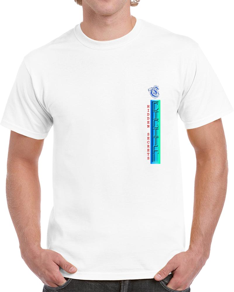 Digital Hidden Secrets T Shirt