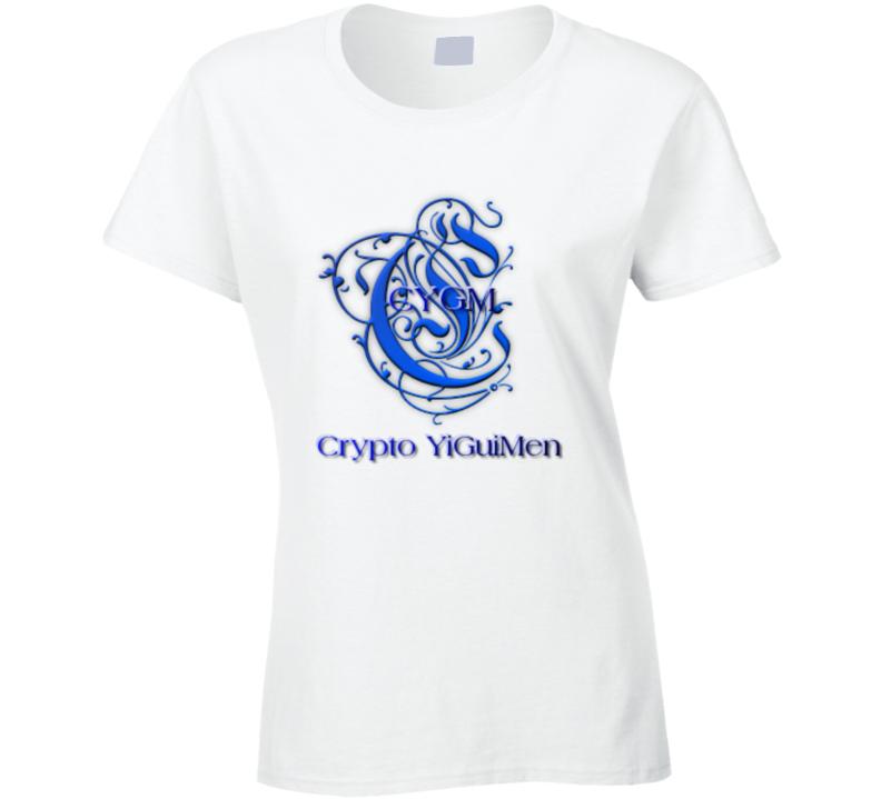 Cygm Logo 2021 Ladies T Shirt