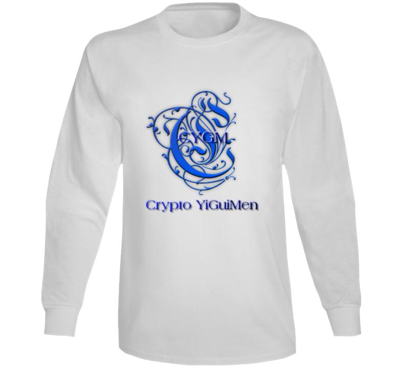 Cygm Logo 2021 Long Sleeve T Shirt