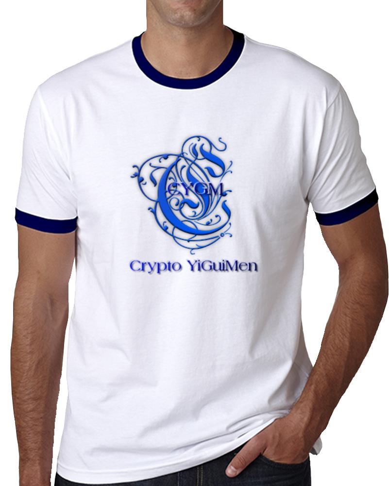 Cygm Logo 2021 Ringer T Shirt