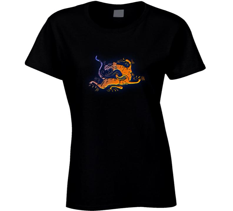 Tiger Cygm Ladies T Shirt