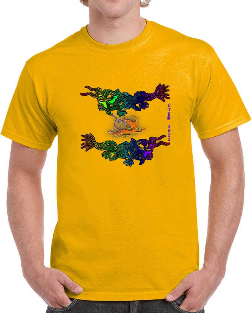 Dragon Tiger 2022 T Shirt