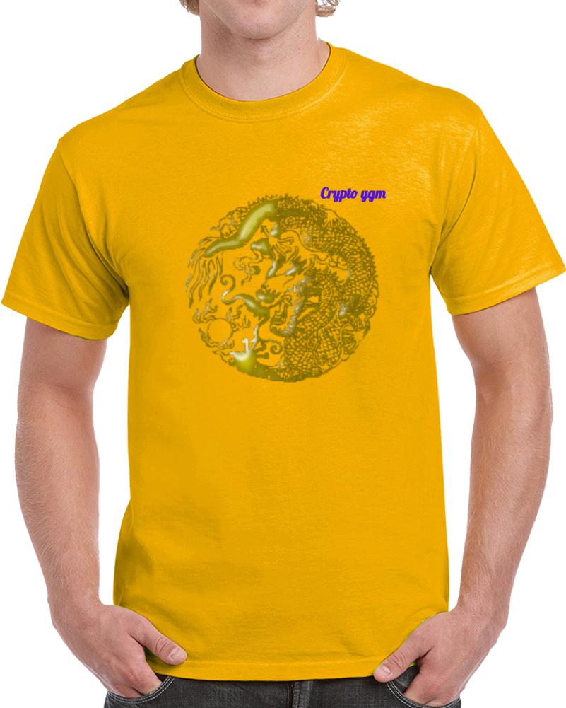 Dragon C Y G M 2022 T Shirt