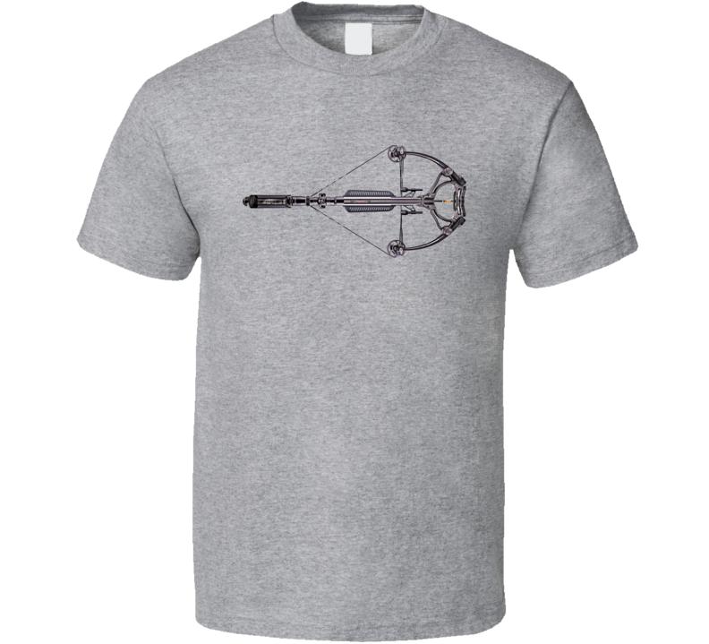 Barnett Crossbow Ghost 360 Ghost 360 Crt W/scope Hunting  T Shirt
