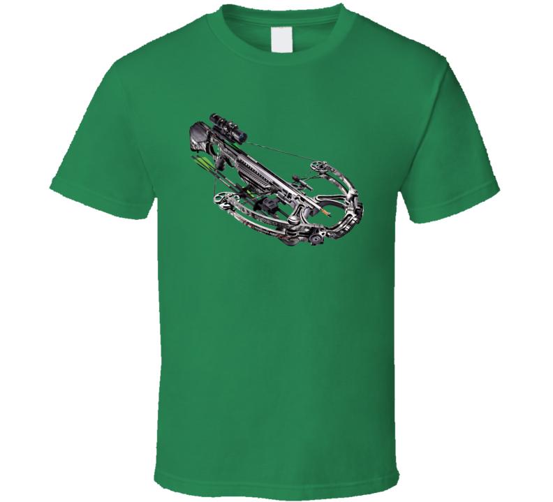 Barnett Crossbow Ghost 420 Hunting Fan T Shirt
