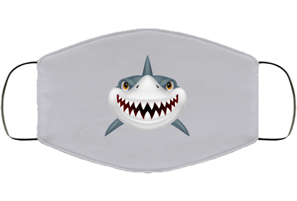 Shark Covid Pandemic Mask  Face Mask Cover