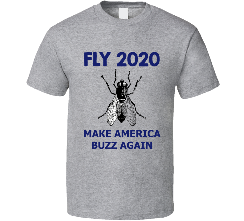 Pence Harris Debate Funny Fly Make America Buzz Again Election 2020 T Shirt