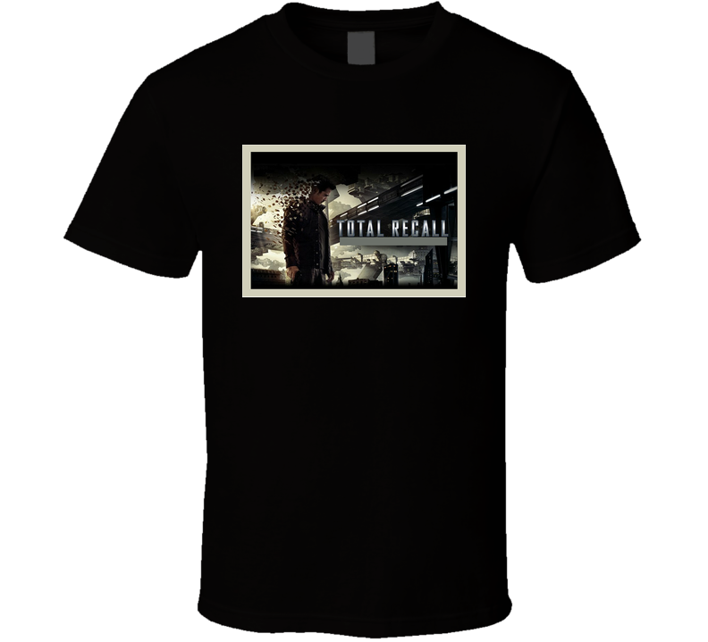 Total Recall Movie 2012 T Shirt