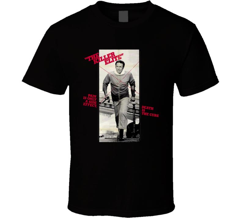The Killer Elite Robert Duvall Sam Peckinpah James Caan T Shirt