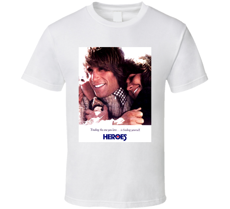 Heroes Sally Field Henry Winkler Harrison Ford T Shirt