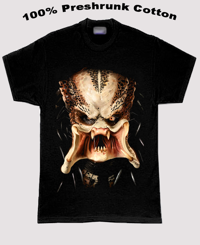 Predator Movie Alien T Shirt