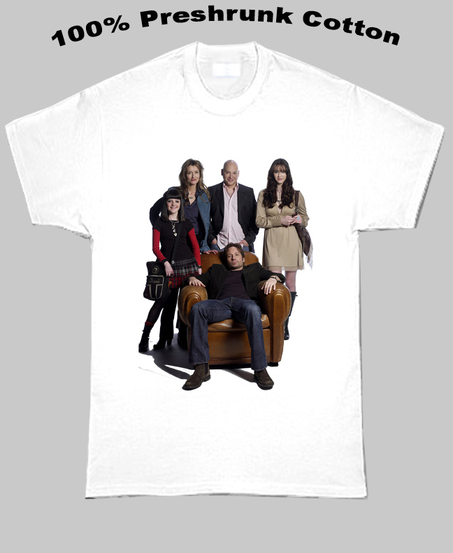 Californication Tv Series Group Shot T Shirt