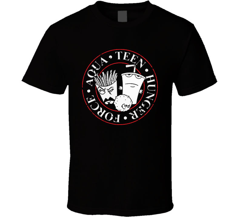 Aqua Teen Hunger Force Tv T Shirt