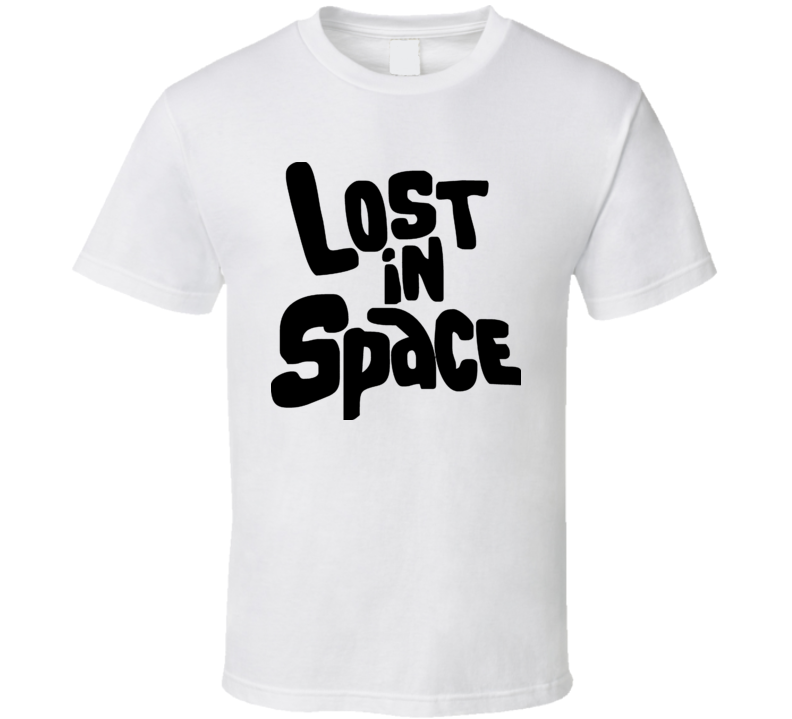Lost in Space Graphic Tee T Shirt