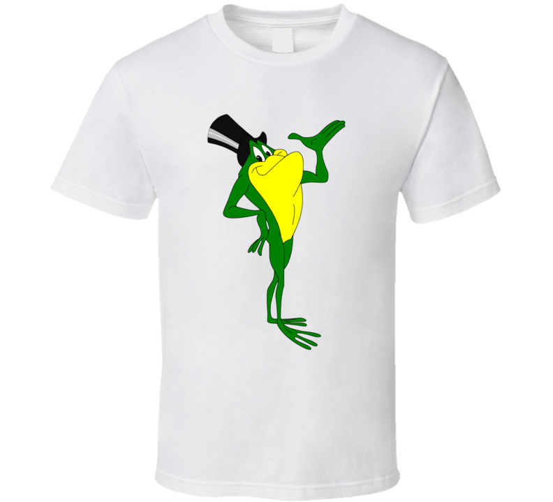 Michigan J Frog Looney Tunes T Shirt
