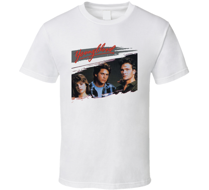 Youngblood Hockey Movie T Shirt
