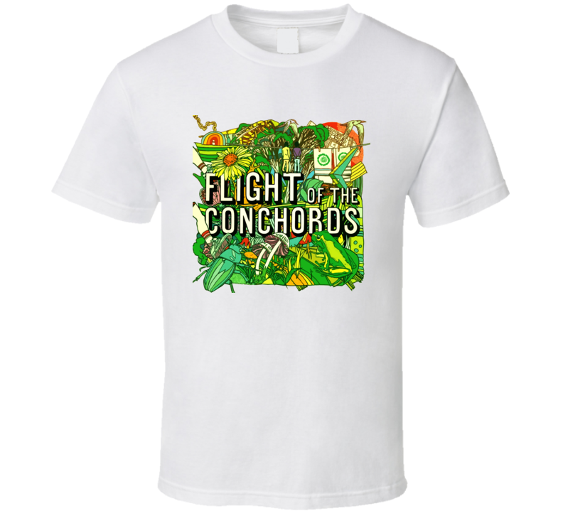 Flight Of The Conchords Hbo Music Duo T Shirt