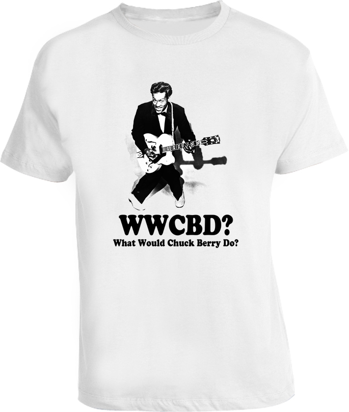 Chuck Berry Guitarist T Shirt