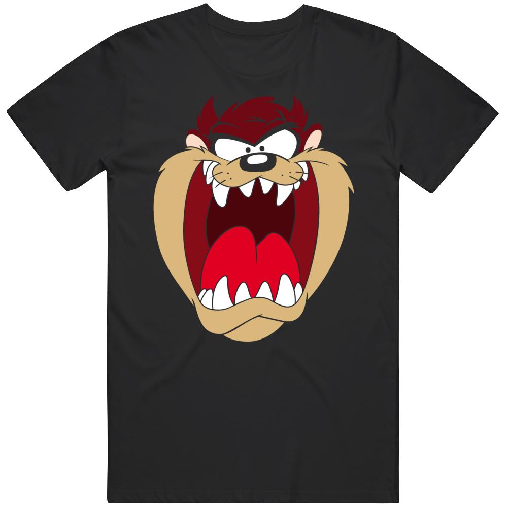 Taz Tasmanian Devil Looney Tunes Graphic T Shirt