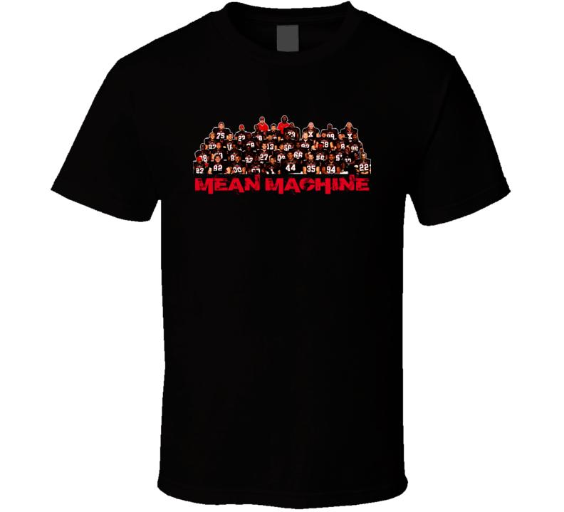 Mean Machine The Longest Yard Sandler Reynolds T Shirt
