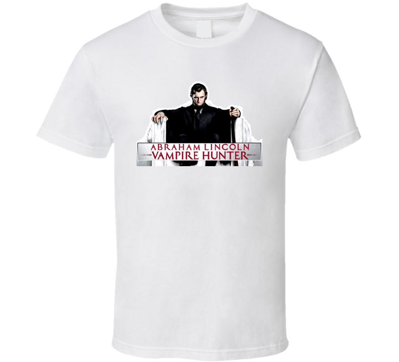 Abraham Lincoln Vampire Hunter T Shirt