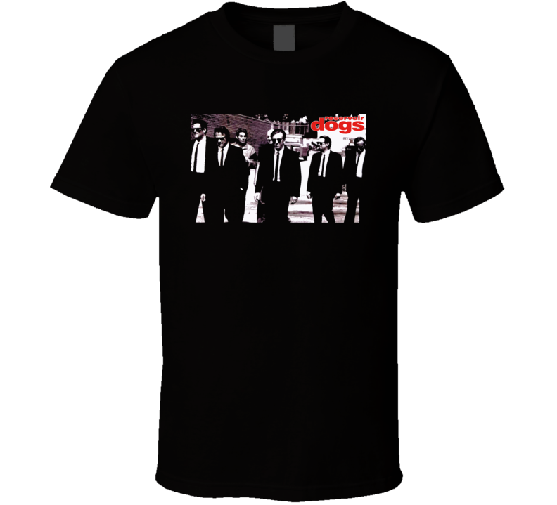 Resevoir Dogs Movie T Shirt