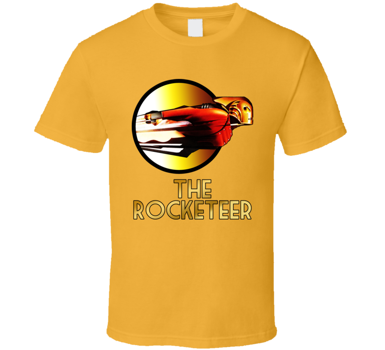 The Rocketeer T Shirt